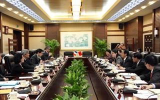 中法农业及农业食品合作混委会第四次会议在京召开