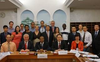 农业部与联合国粮农组织召开第二届动物卫生领域合作磋商会