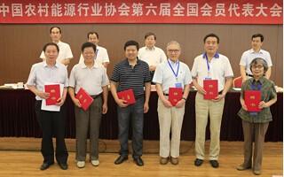 中国农村能源行业协会专家委员会在京成立