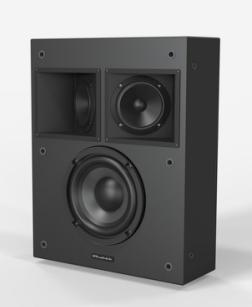 Wharfedale 乐富豪MI-601 嵌入式定制安装音箱