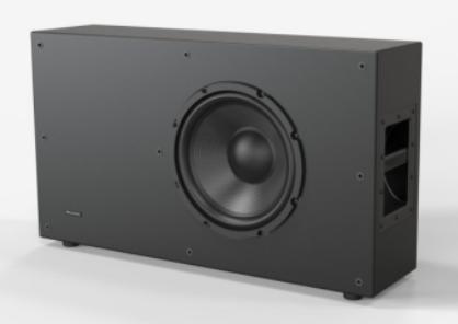 乐富豪家用音箱 MS-1275 有源超重低音音箱