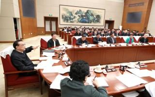 葛优、王安忆、刘国梁等被请进中南海, 与总理谈了啥?
