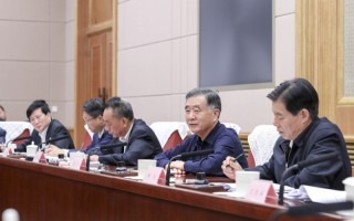汪洋主持召开全国打击侵权假冒工作领导小组第十二次全体会议