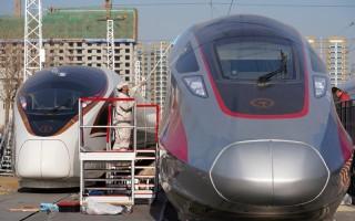 中国铁路科技创新成就展在京举行